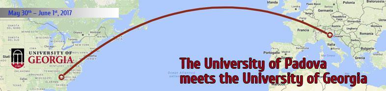 The University of Padova meets the University of Georgia
